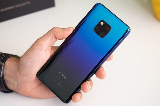 Sprzedano 5 mln smartfonów Huawei Mate 20 i Mate 20 Pro