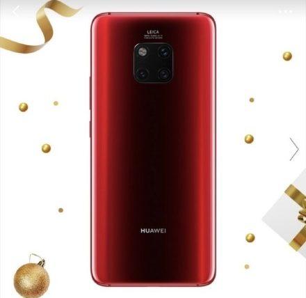 Sprzedano 5 mln smartfonów Huawei Mate 20 i Mate 20 Pro 1