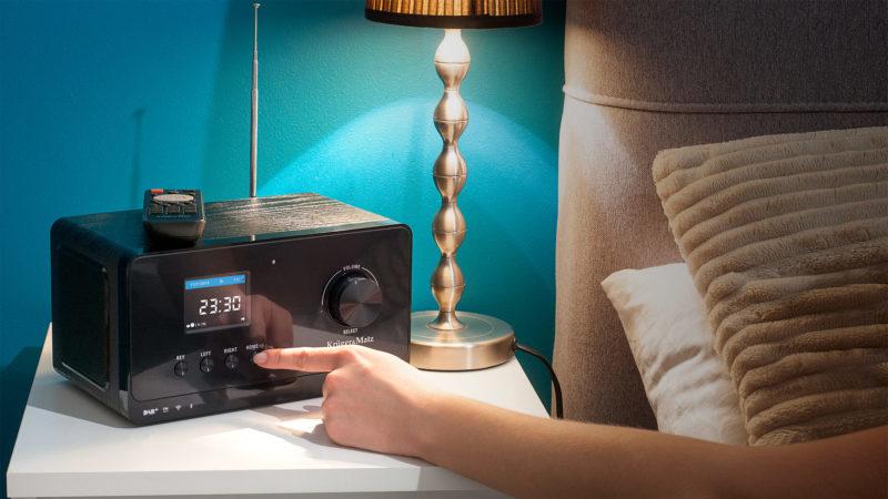 KM 816 - nowe radio internetowe w ofercie Kruger&Matz