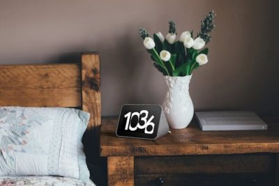 Lenovo Smart Clock 5 CES 2019