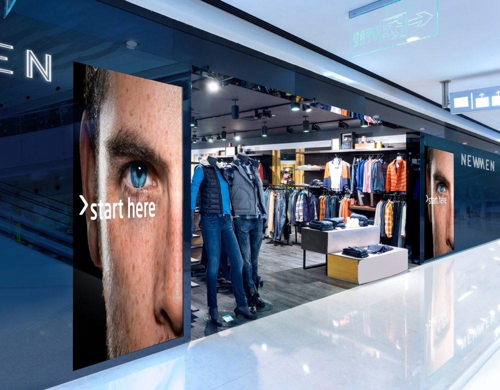 NEC wprowadza nową gamę rozwiązań Digital Signage dla handlu detalicznego