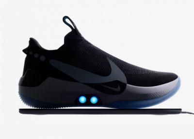 Nike zaprezentowała buty do biegania z systemem automatycznego sznurowania 2