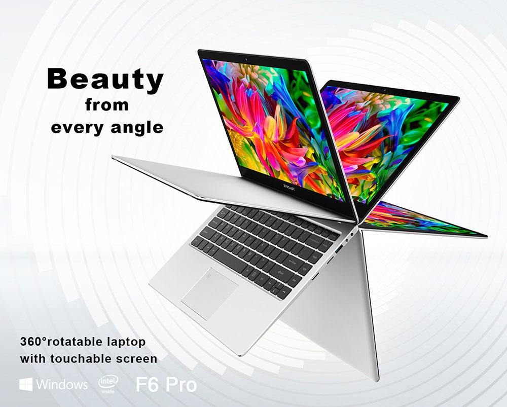 Teclast F6 PRO 8GB 128GB Silver 20180316180648813