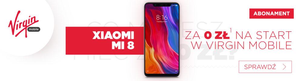 VIRGIN Xiaomi MI8