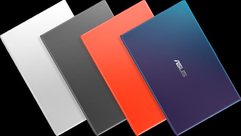VivoBook X412 i X512.