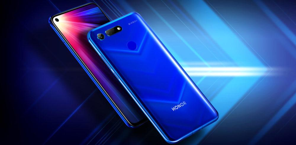 Honor VIEW20 wyznacza standardy w projektowaniu smartfonów 3