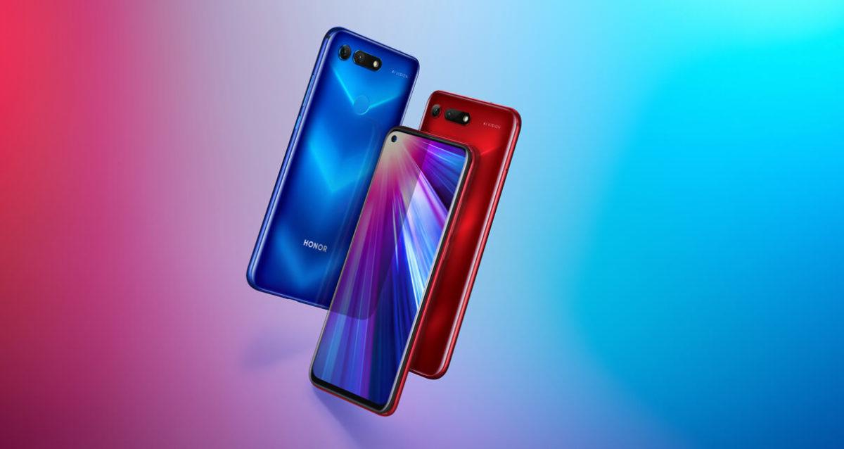 Honor VIEW20 wyznacza standardy w projektowaniu smartfonów 1
