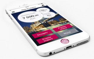 aplikacja mobilna Bank Millennium