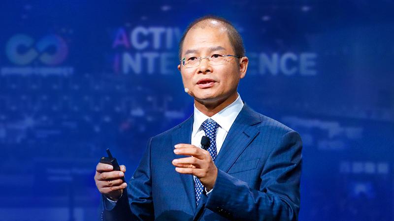 Wiceprezes Huawei Eric Xu o cyberbezpieczeństwie i 5G
