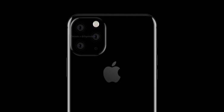 Pojawiły się pierwsze zdjęcia iPhone 2019 roku z potrójnym aparatem 1