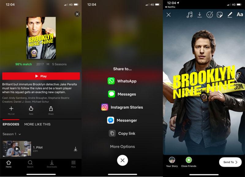 Netflix wprowadza nową funkcję w aplikacji mobilnej dla urządzeń Apple