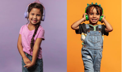 little rockerz costume słuchawki dla dzieci