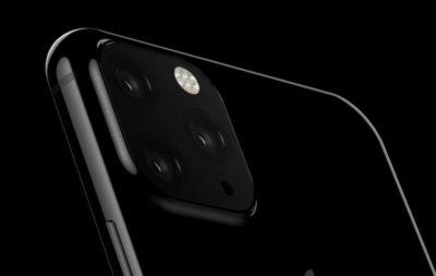 Pojawiły się pierwsze zdjęcia iPhone 2019 roku z potrójnym aparatem