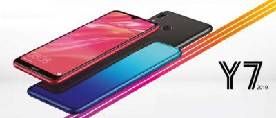 Nowe smartfony z serii Huawei Y 2019 – funkcje z wyższej półki za mniej niż 900 zł