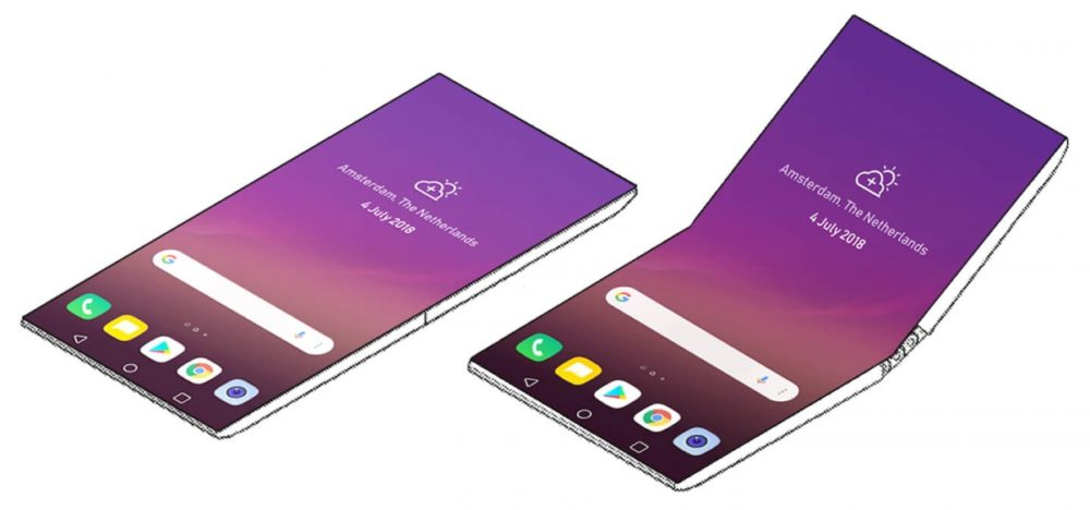 LG zamrozi projekt smartfonu z elastycznym ekranem
