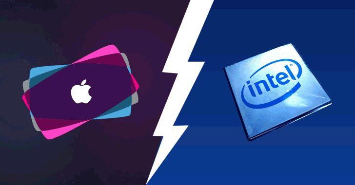 Apple zrezygnuje z procesorów Intel w 2020 roku