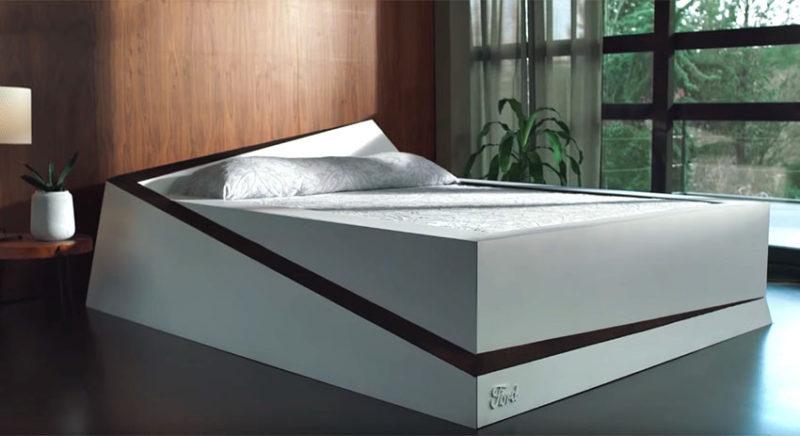 Łóżko, które nie da zająć cudzą połowę