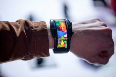 Nubia Alpha: smartfon-bransoletka za 450 euro