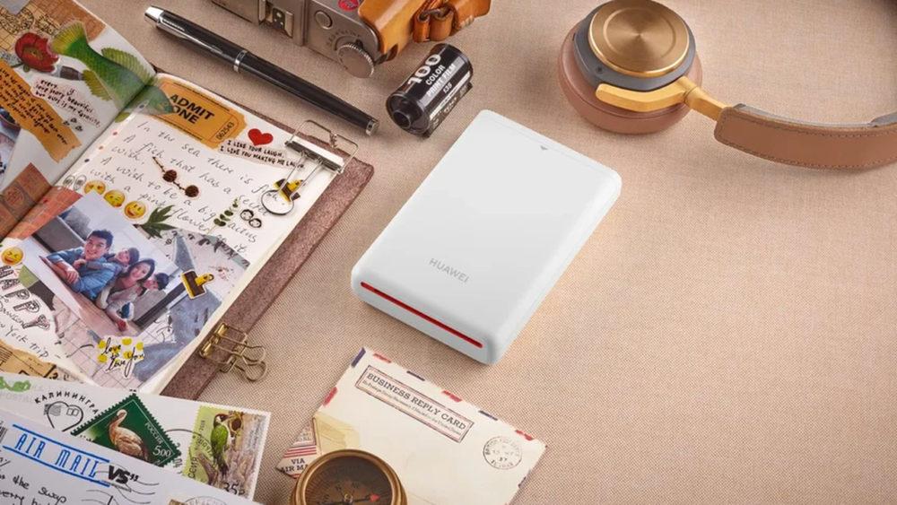 Huawei wydała drukarkę fotograficzną dla smartfona