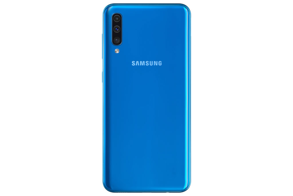 A50 Back Blue