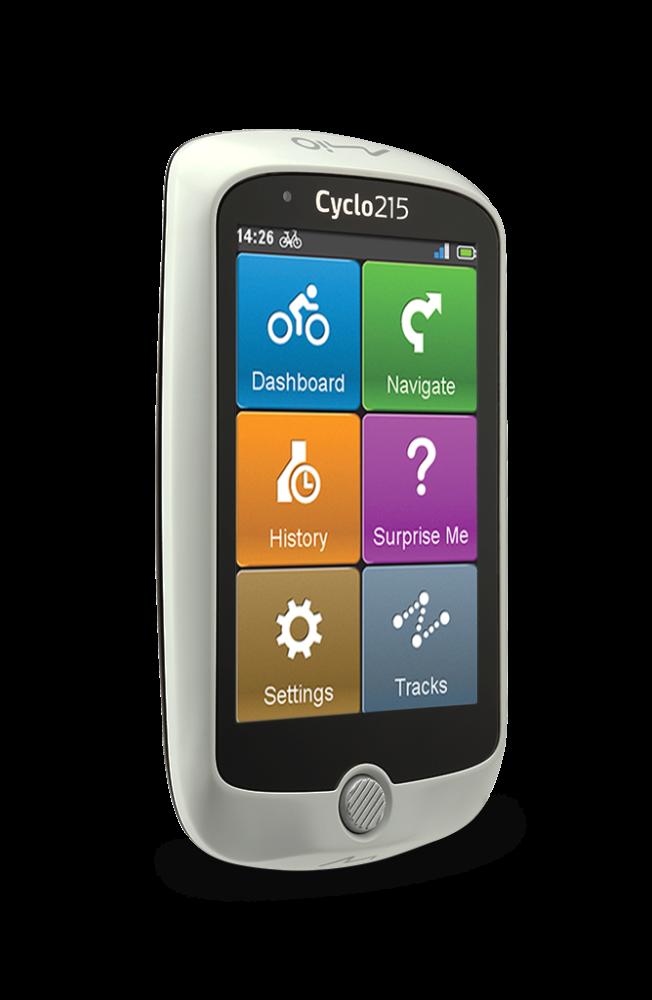 Cyclo 215 nawigacja rowerowa