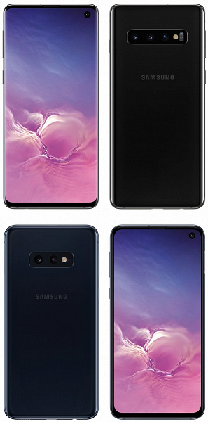 Oficjalne zdjęcia Samsung Galaxy S10 i Galaxy S10e 1