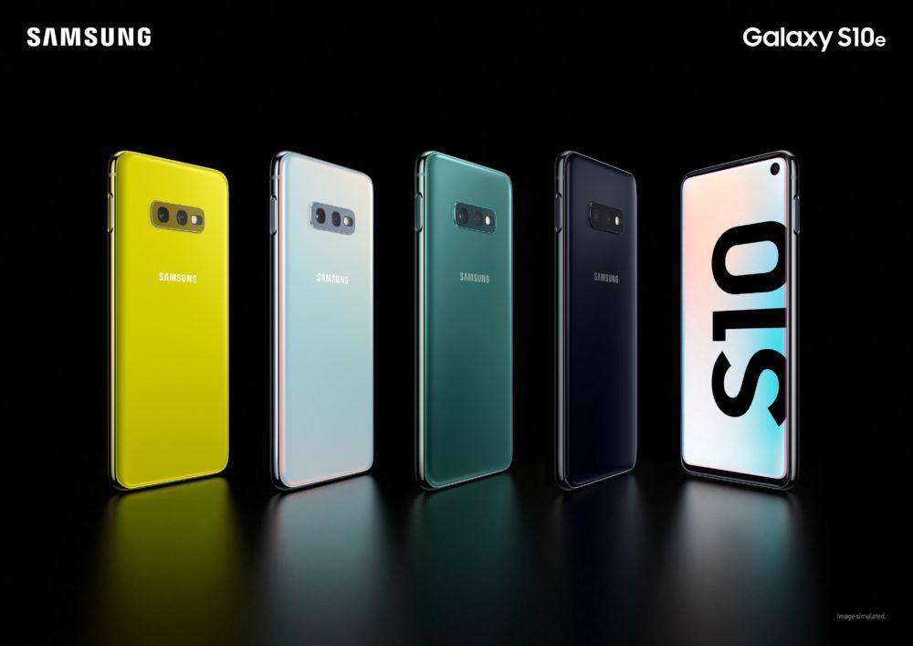 Galaxy S10e combo1
