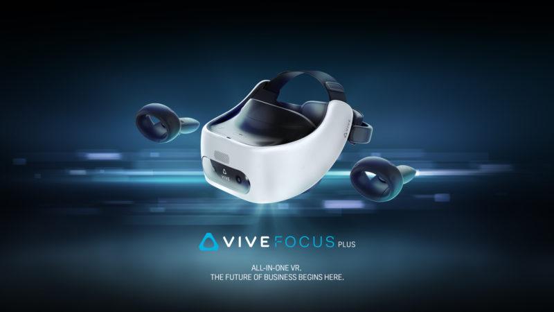 MWC 2019: HTC wprowadza HTC Vive Focus Plus – mobilne rozwiązanie VR stworzone z myślą o biznesie