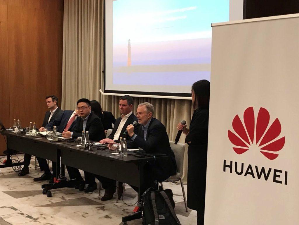 Huawei fot
