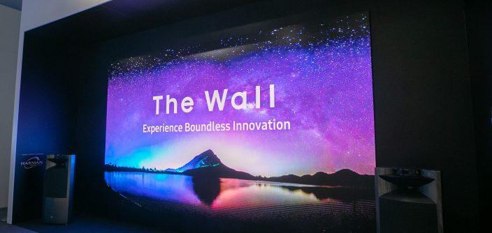 ISE 2019  Samsung prezentuje nową generację urządzeń Digital Signage 8K