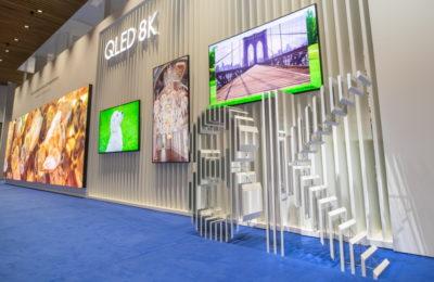 ISE 2019: Samsung prezentuje nową generację urządzeń Digital Signage 8K
