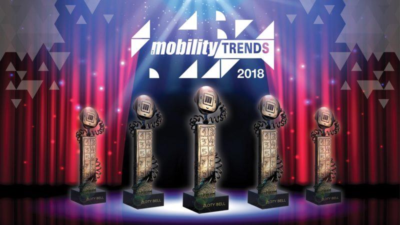 Najbardziej prestiżowy plebiscyt technologiczny Mobility Trends – rozstrzygnięty