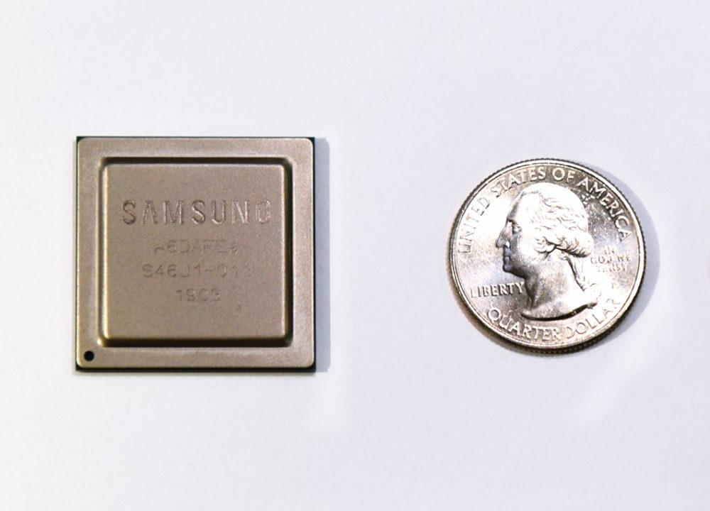 Na targach MWC 2019 Samsung zaprezentował chipsety RF nowej generacji dla stacji bazowych 5G