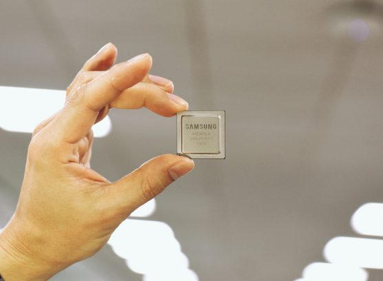 Na targach MWC 2019 Samsung zaprezentował chipsety RF nowej generacji dla stacji bazowych 5G 3