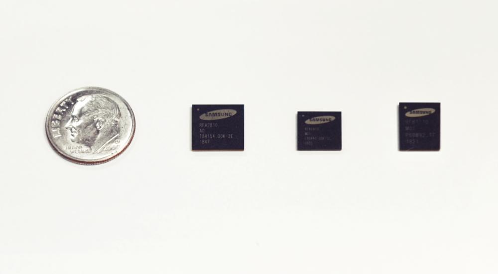 Na targach MWC 2019 Samsung zaprezentował chipsety RF nowej generacji dla stacji bazowych 5G 1