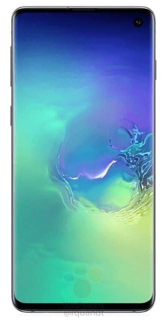 Samsung Galaxy S10 S10 Plus press renders 5 PBnRsa6