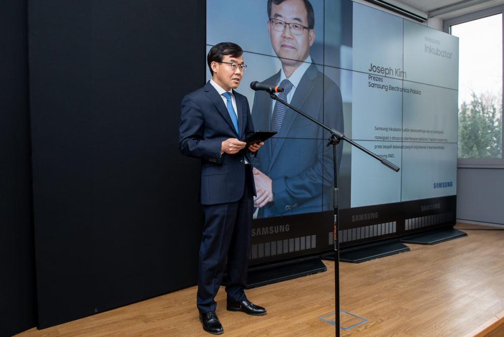 Samsung otwiera w Lublinie Inkubator dla startupów zajmujących się cyberbezpieczeństwem 2
