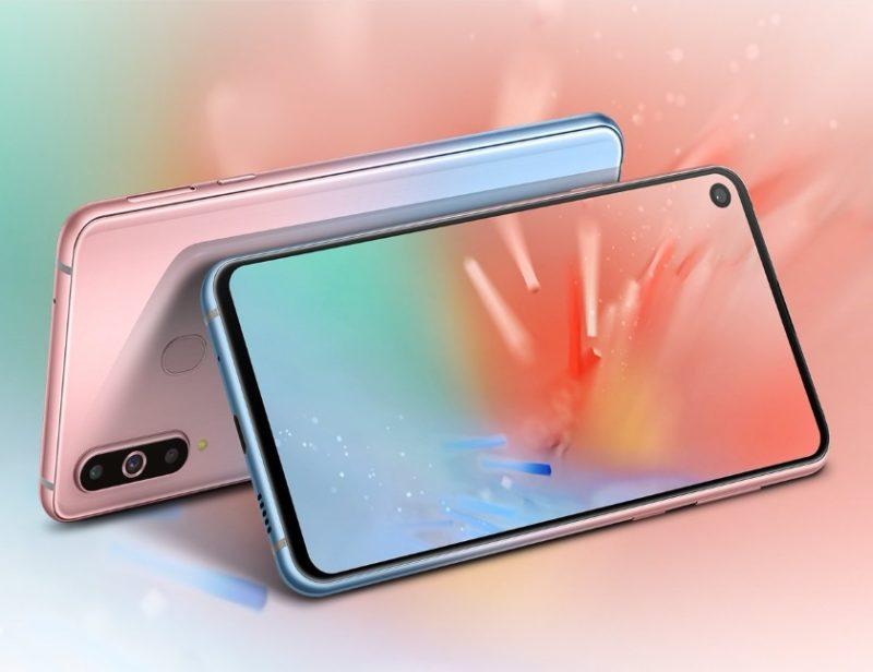 Samsung Galaxy A8s Unicorn Edition