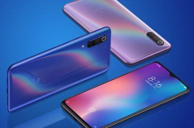 Xiaomi Mi 9 fot. Xiaomi 4