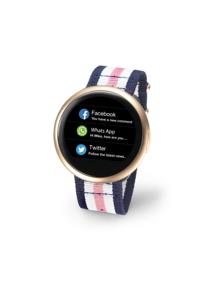 Ruszyła sprzedaż smartwatcha MyKronoz: ZeRound²ᴴᴿ NATO 2
