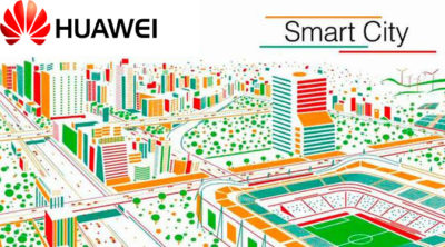 Huawei aktywnie promuje wspólny z IEEE projekt Smart City
