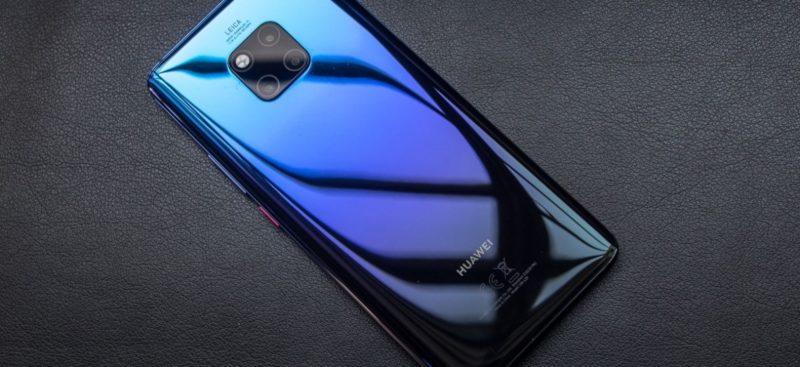 Huawei nadal dominuje na Chińskim rynku. Sprzedaż smartfonów w IV kwartale spowolnił się