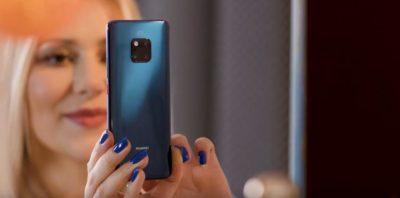 Huawei Mate 20 Pro nawet 1000 zł taniej