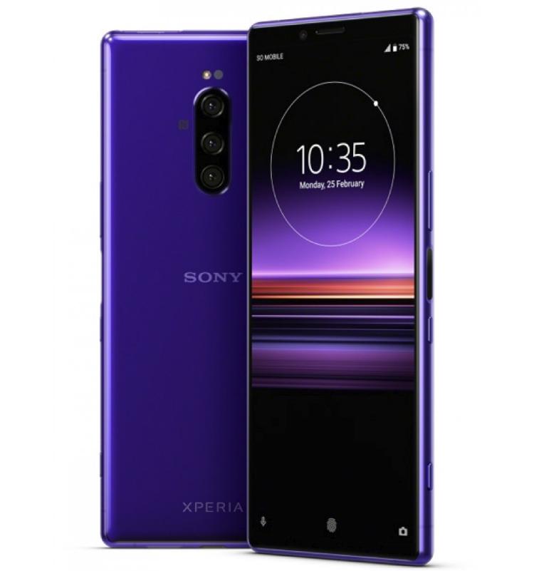 MWC 2019: Sony Xperia 1 — wydajny smartfon z ekranem 4K OLED i potrójną kamerą 1