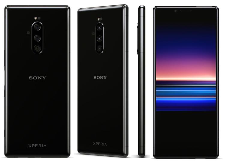 MWC 2019: Sony Xperia 1 — wydajny smartfon z ekranem 4K OLED i potrójną kamerą 1 3
