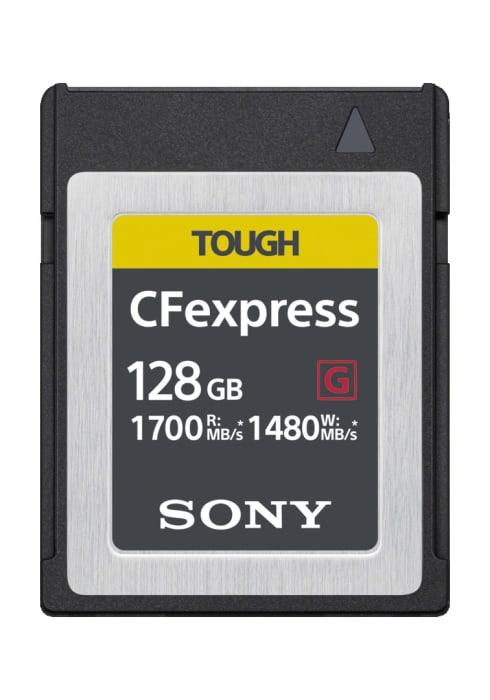 Sony opracowuje kartę pamięci CFexpress typu B o bardzo dużych prędkościach odczytu i zapisu 1