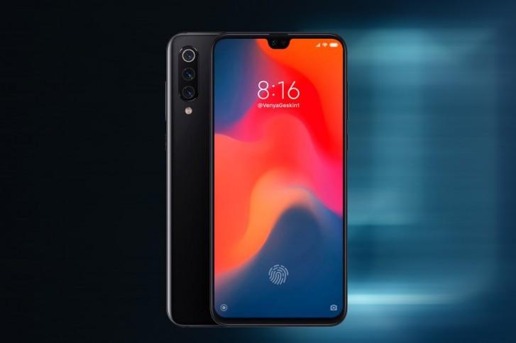 Żywe zdjęcia Xiaomi Mi 9 demonstrują telefon i potwierdzają jego charakterystyki