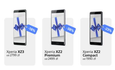 Kolejne atrakcyjne oferty sprzedaży Xperii