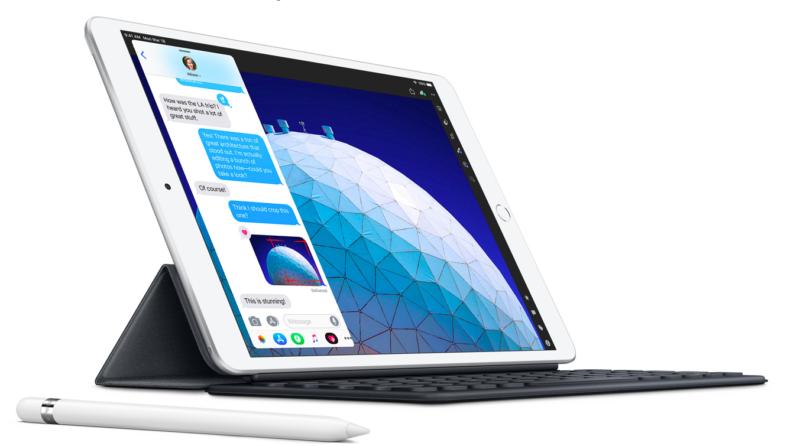 Apple zaprezentował nowe iPad