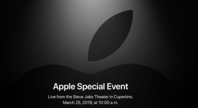 apple transmisja na żywo